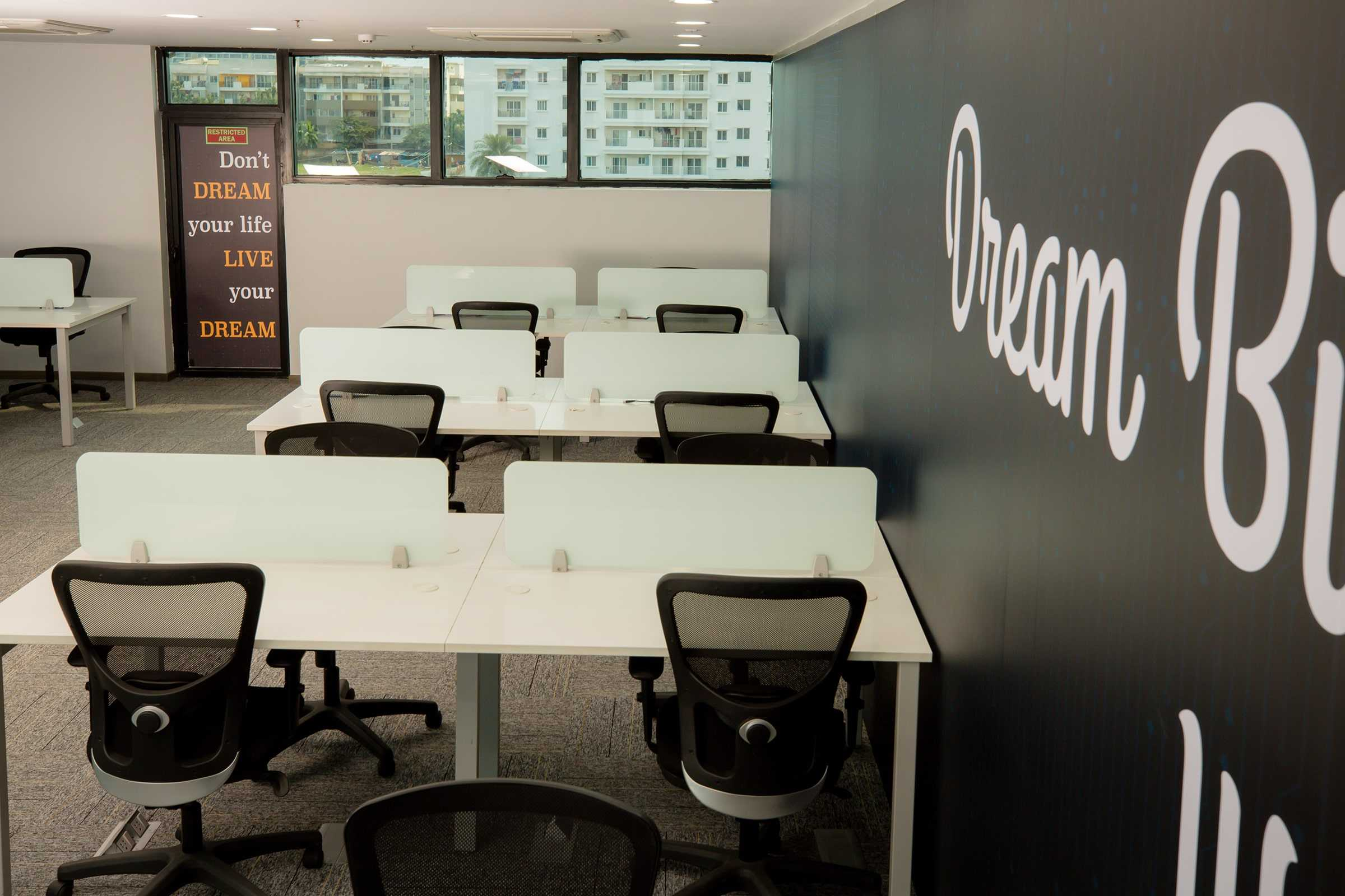 coworking space whitefield