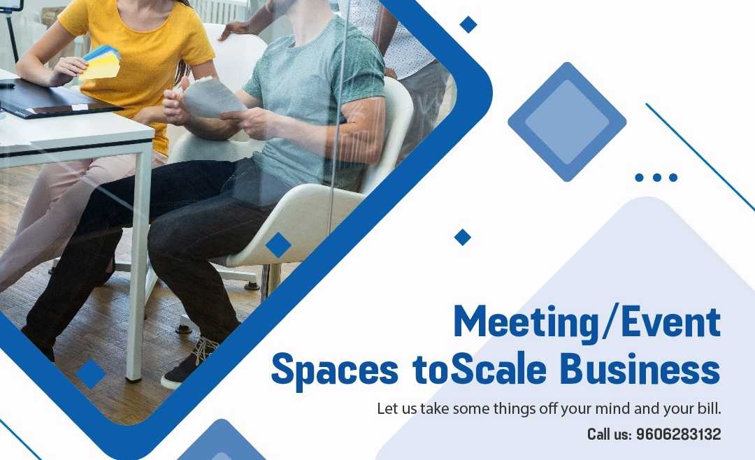Cheap Conference Rooms in Bengaluru, Office Space For Startups In Bangalore