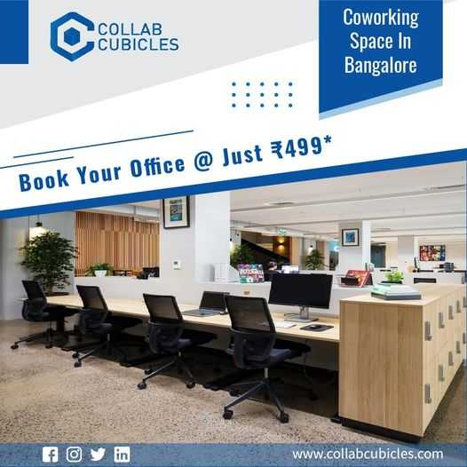 Co working Office Space-The trending Office Space Collabcubicles Indian Business Owners