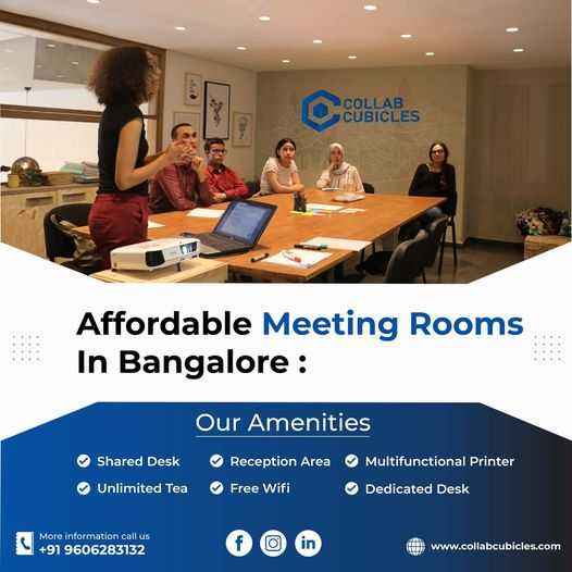 Tips for deciding on the Conference halls in Bangalore